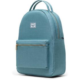 Herschel Nova Mid-Volume Backpack oil blue crosshatch